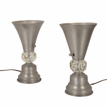 Almost a Pair of Mid-Century Table Lamps c1965