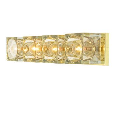 Modern Wall Sconce by Sciolari for Lightolier c1976